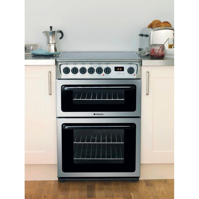 Hotpoint-Double-Cooker-HAE60X-S-Inox-B-Vitroceramic-Lifestyle_Frontal