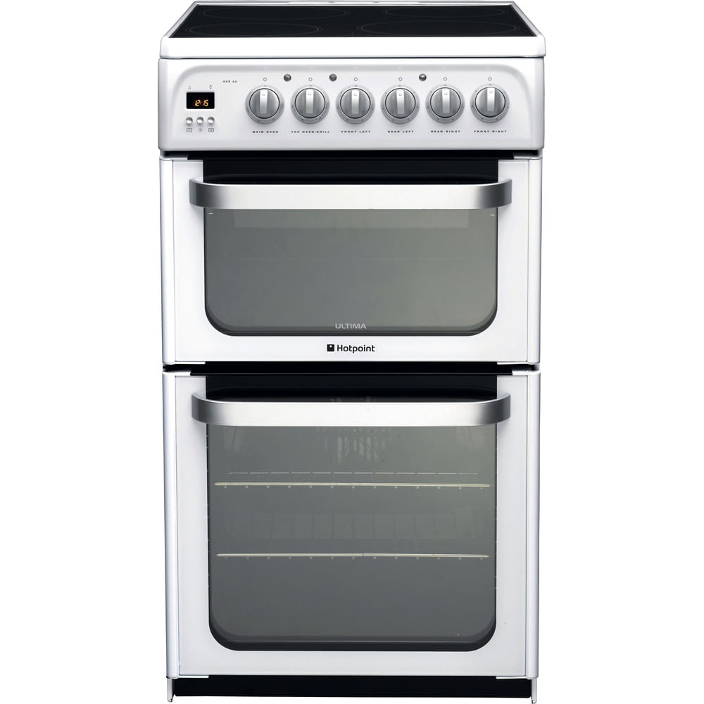 Hotpoint Double Cooker HUE52P S : discover the specifications of our home appliances and bring the innovation into your house and family.