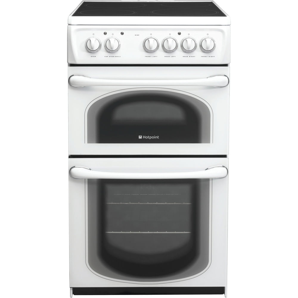 Hotpoint Double Cooker 50HEP S : discover the specifications of our home appliances and bring the innovation into your house and family.