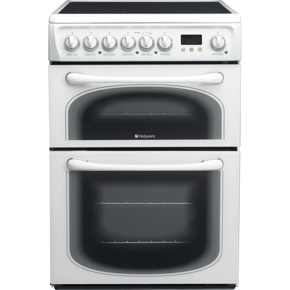 Hotpoint Double Cooker 60HEP S : discover the specifications of our home appliances and bring the innovation into your house and family.