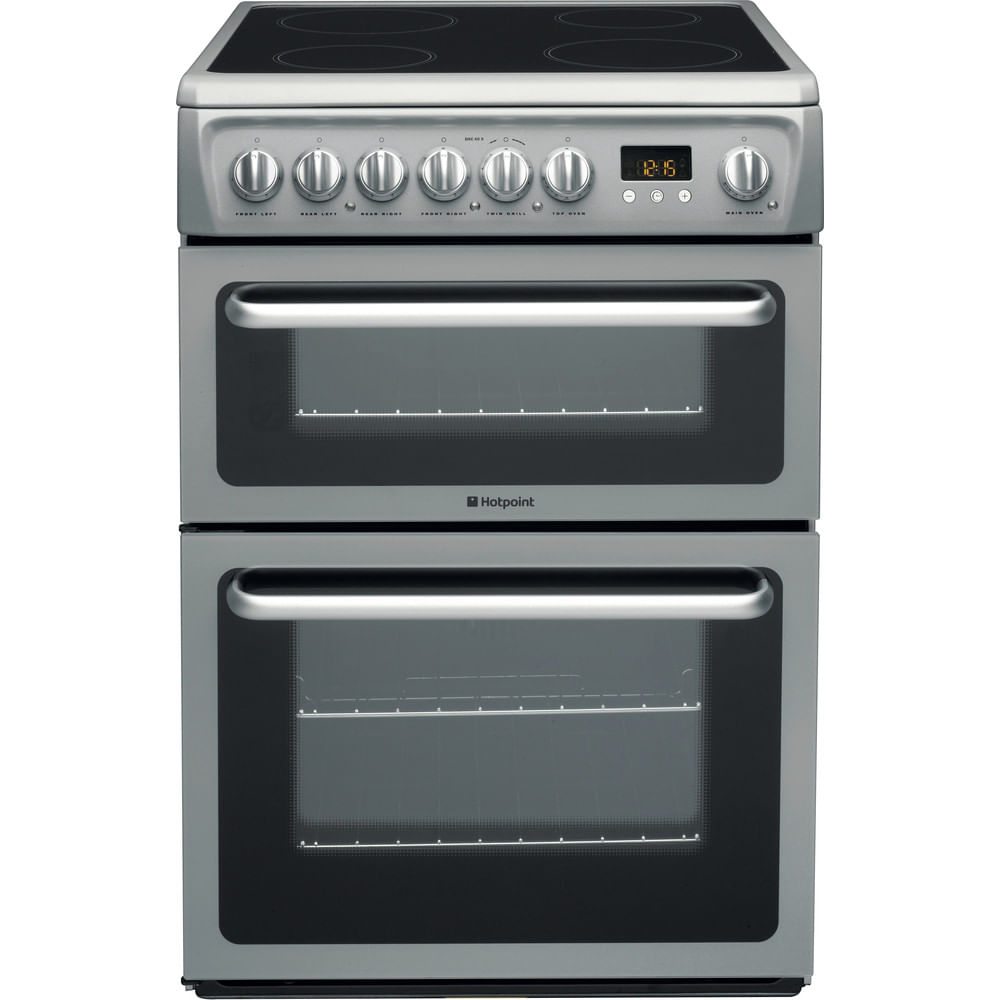 Hotpoint Double Cooker DSC60S S.1 : discover the specifications of our home appliances and bring the innovation into your house and family.