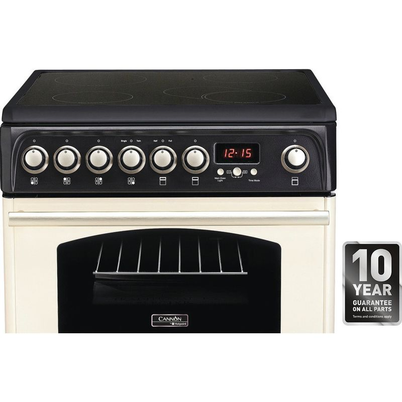 Hotpoint-Double-Cooker-CH60ETC.0-S-Charcoal-grey-B-Vitroceramic-Award