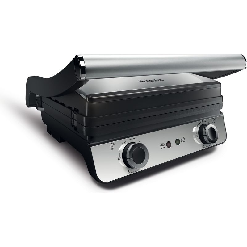 Hotpoint-Grill-device-CG-200-UP0-UK-Inox-Lifestyle-detail