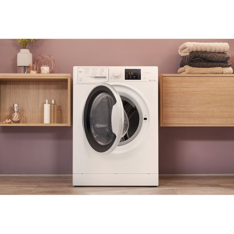 Hotpoint-Washer-dryer-Free-standing-RG-864-S-UK-White-Front-loader-Lifestyle_Frontal_Open