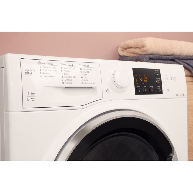 Hotpoint-Washer-dryer-Free-standing-RG-864-S-UK-White-Front-loader-Lifestyle_Control_Panel