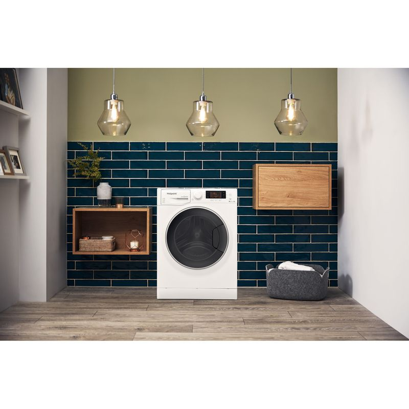 Hotpoint-Washer-dryer-Free-standing-RD-966-JD-UK-White-Front-loader-Lifestyle-frontal