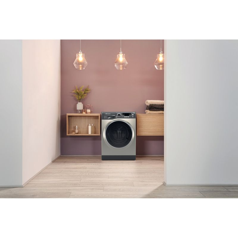 Hotpoint-Washer-dryer-Free-standing-RD-966-JGD-UK-Graphite-Front-loader-Lifestyle_Frontal