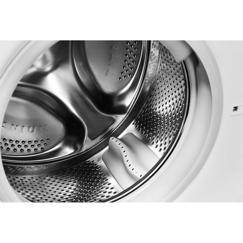 Hotpoint-Washer-dryer-Free-standing-WDAL-8640P-UK-White-Front-loader-Drum
