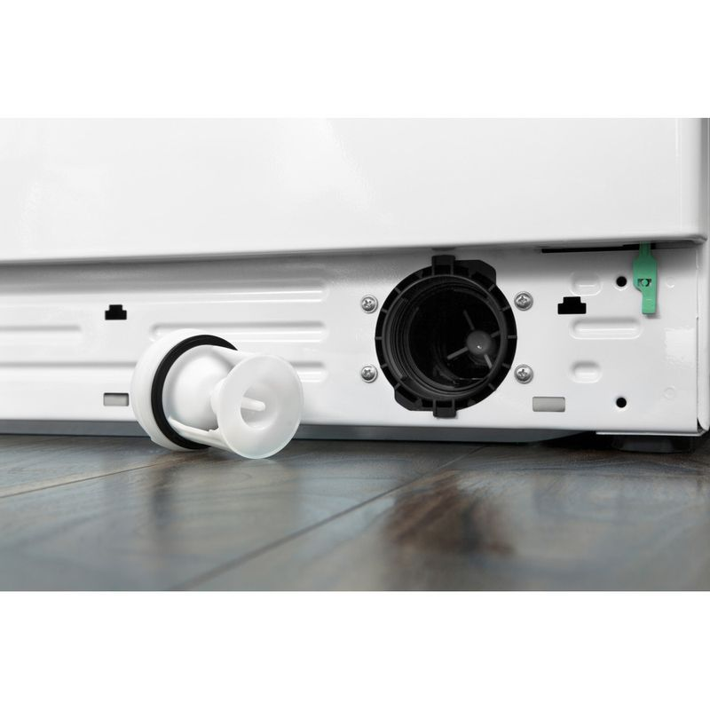 Hotpoint-Washer-dryer-Free-standing-WDAL-8640P-UK-White-Front-loader-Filter
