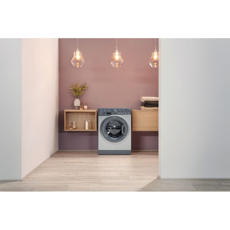 Hotpoint-Washer-dryer-Free-standing-WDAL-8640G-UK-Graphite-Front-loader-Lifestyle_Frontal