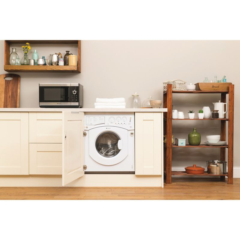 Hotpoint-Washer-dryer-Built-in-BHWD-129--UK--1-White-Front-loader-Lifestyle_Frontal