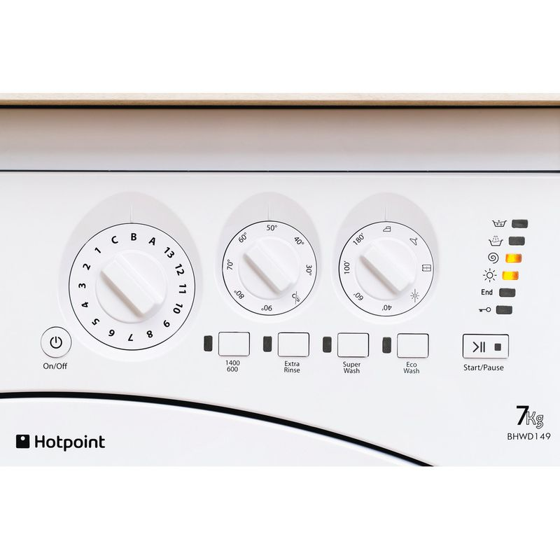 Hotpoint-Washer-dryer-Built-in-BHWD-149--UK--1-White-Front-loader-Control_Panel