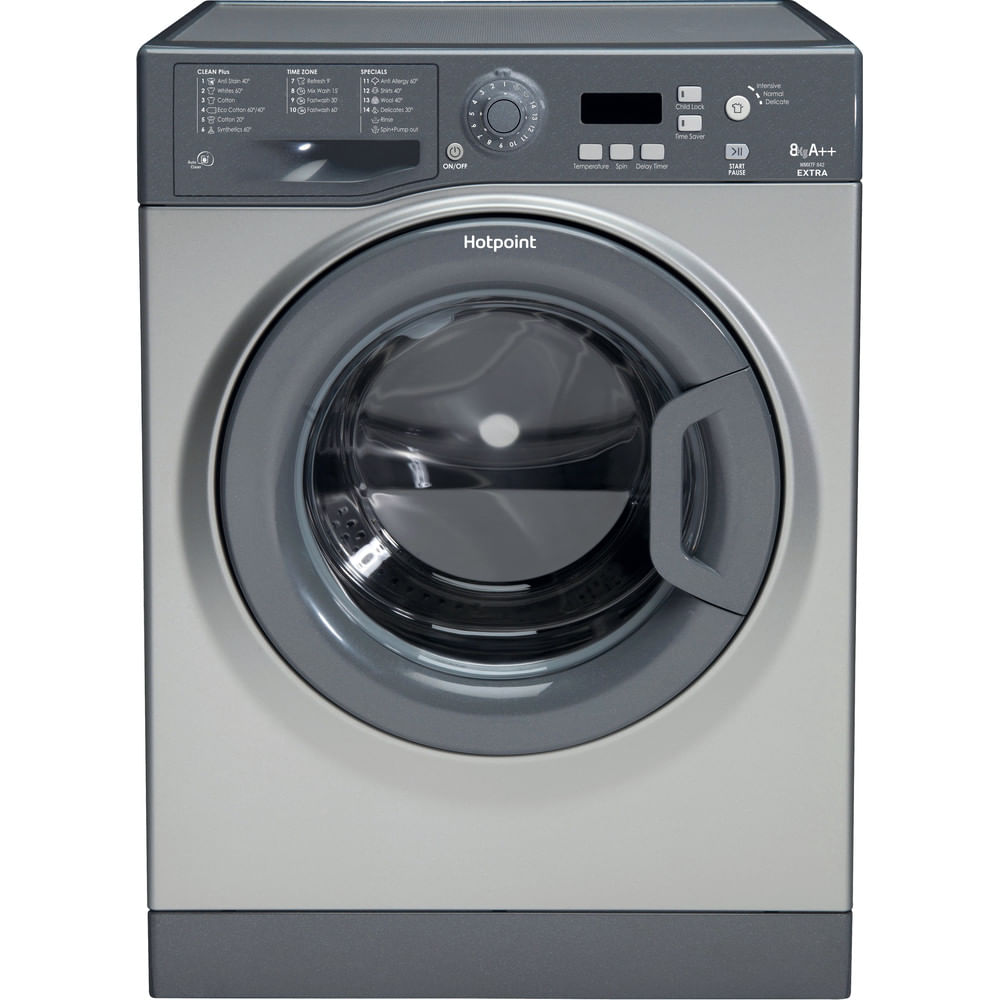 Hotpoint Freestanding Washing Machine WMXTF 842G UK.R : discover the specifications of our home appliances and bring the innovation into your house and family.