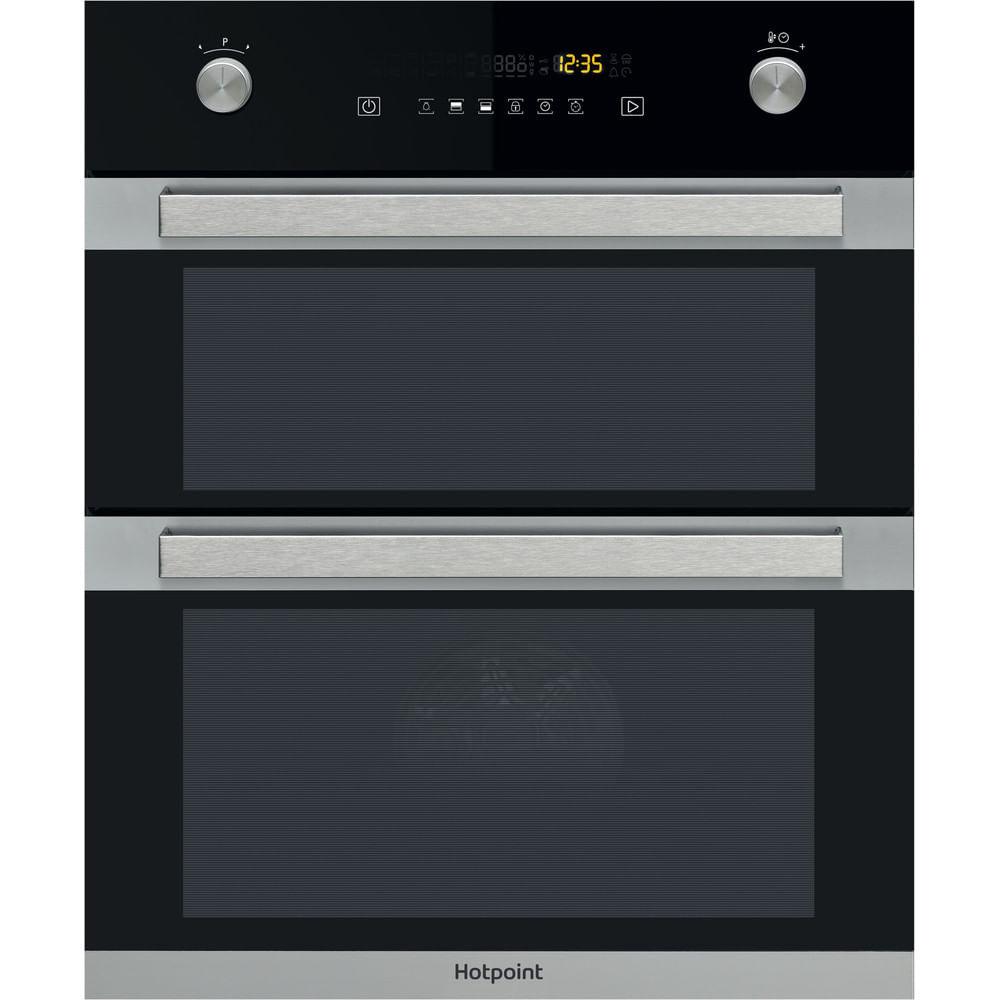 Hotpoint Built in double oven DXU7 912 C IX : discover the specifications of our home appliances and bring the innovation into your house and family.