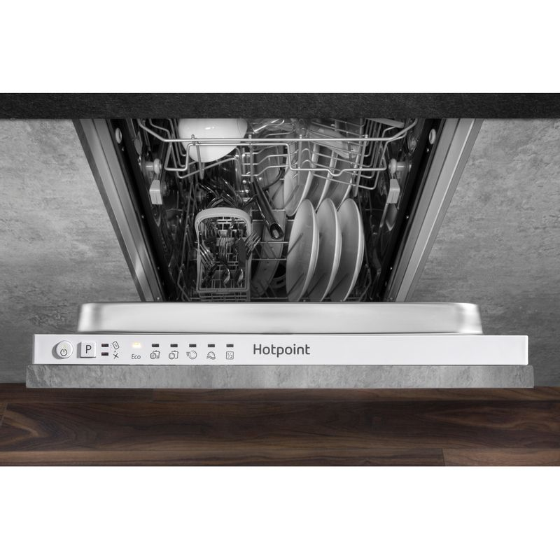 Hotpoint-Dishwasher-Built-in-LSTB-6M19-UK-Full-integrated-A-Lifestyle-control-panel