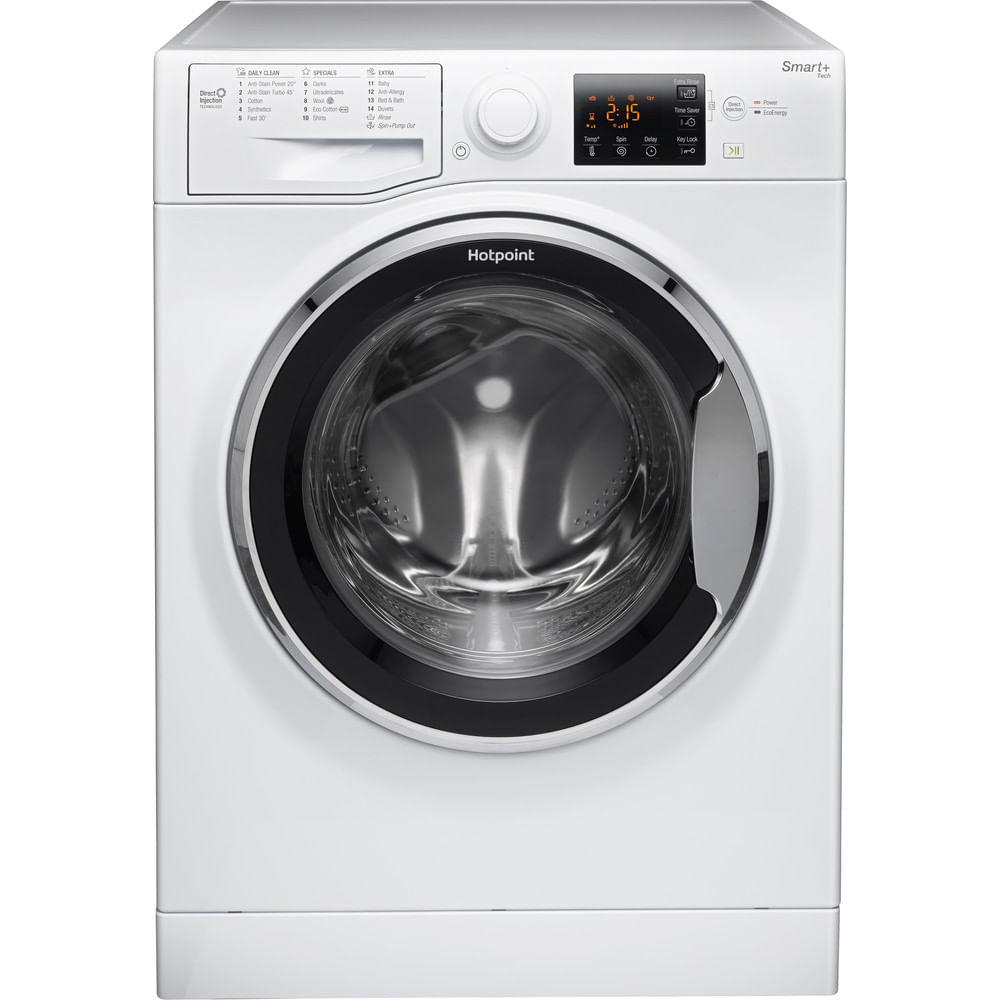 Hotpoint Freestanding Washing Machine RSG 964 JX UK : discover the specifications of our home appliances and bring the innovation into your house and family.