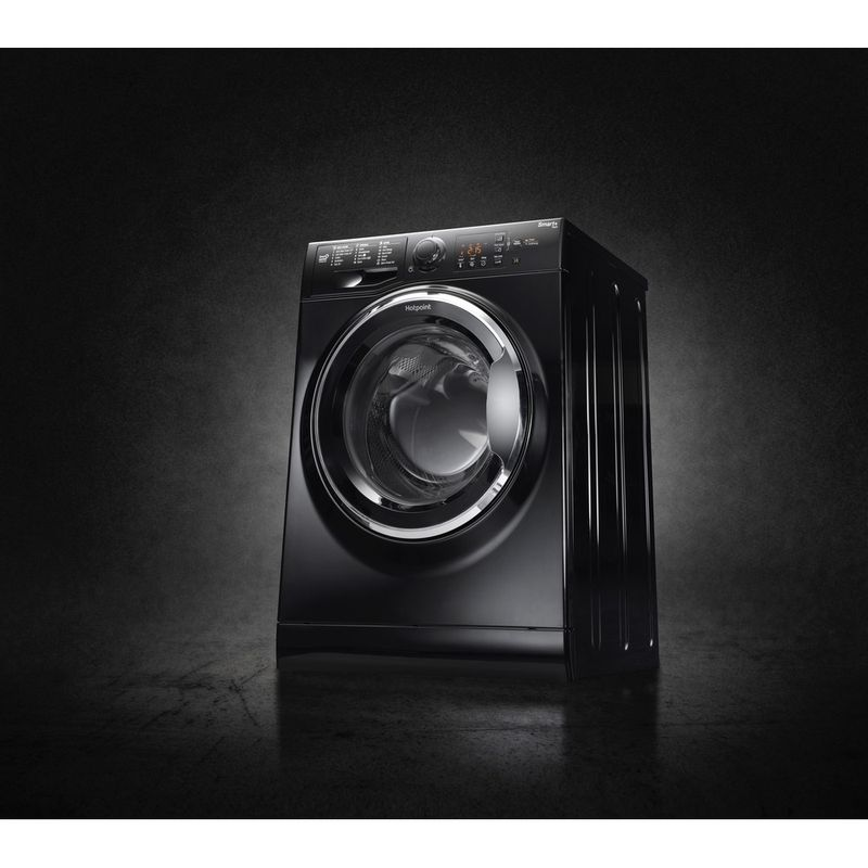 Hotpoint-Washing-machine-Free-standing-RSG-964-JKX-UK-Black-Front-loader-A----Lifestyle_Perspective