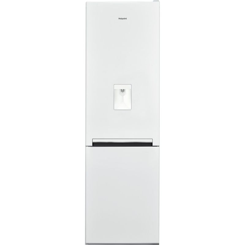 Hotpoint-Fridge-Freezer-Free-standing-H8-A1E-W-WTD-UK-White-2-doors-Frontal