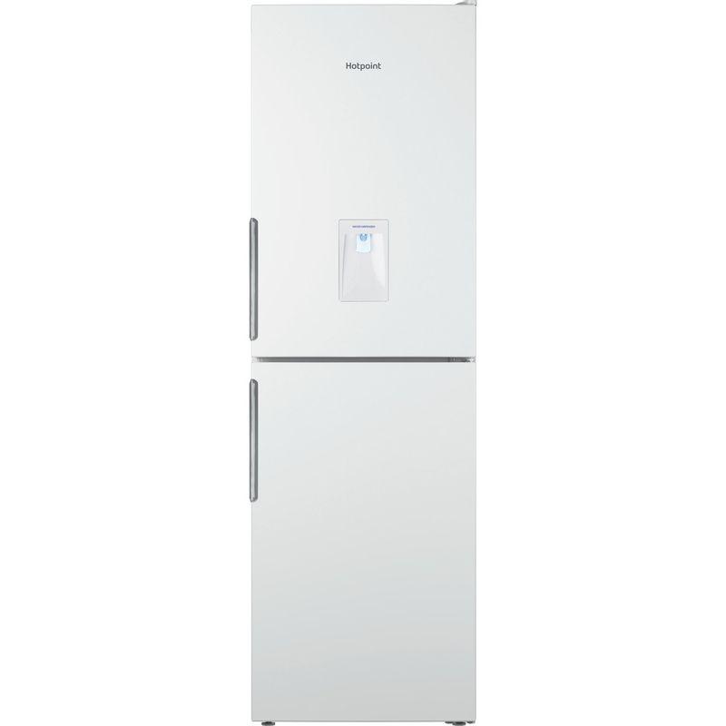 Hotpoint-Fridge-Freezer-Free-standing-LAL85-FF1I-W-WTD-White-2-doors-Frontal