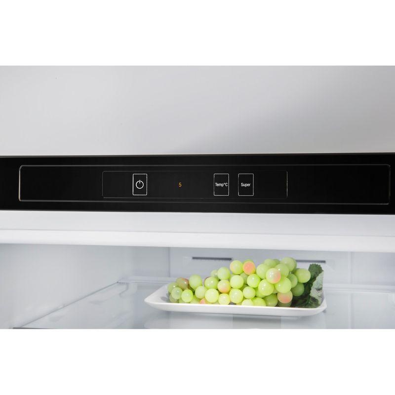 Hotpoint-Fridge-Freezer-Free-standing-XAL85-T1I-K-WTD-Black-2-doors-Lifestyle-control-panel