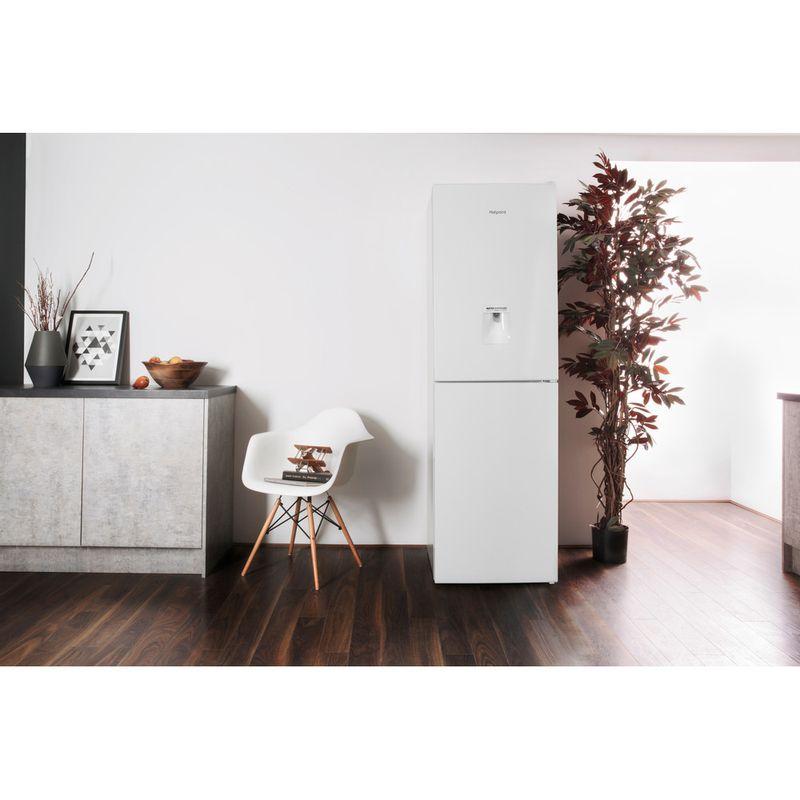 Hotpoint-Fridge-Freezer-Free-standing-XAL85-T1I-W-WTD-White-2-doors-Lifestyle-frontal