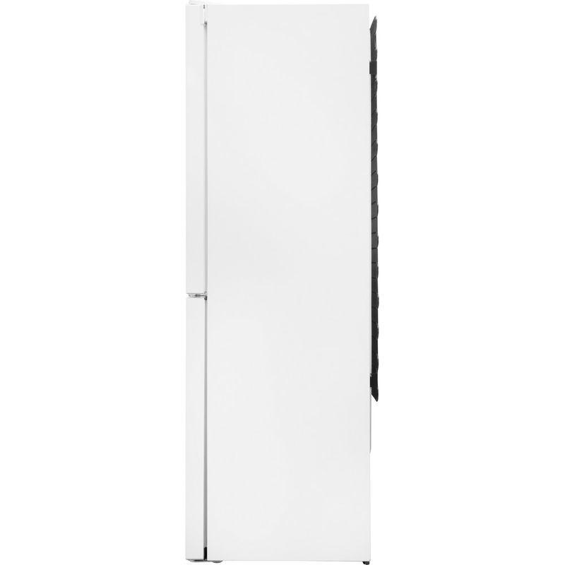 Hotpoint-Fridge-Freezer-Free-standing-XAL85-T1I-W-WTD-White-2-doors-Back---Lateral