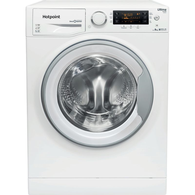 Hotpoint-Washing-machine-Free-standing-RPD-9467-JSW-UK-White-Front-loader-A----Frontal