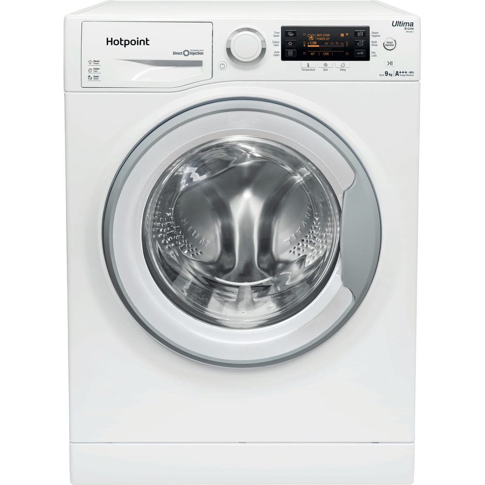 Hotpoint Freestanding Washing Machine RPD 9467 JSW UK : discover the specifications of our home appliances and bring the innovation into your house and family.