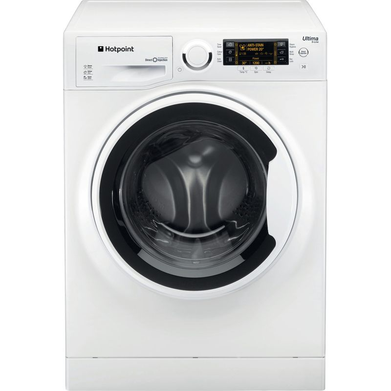 Hotpoint-Washing-machine-Free-standing-RPD-8457-J-UK-1-White-Front-loader-A----Frontal