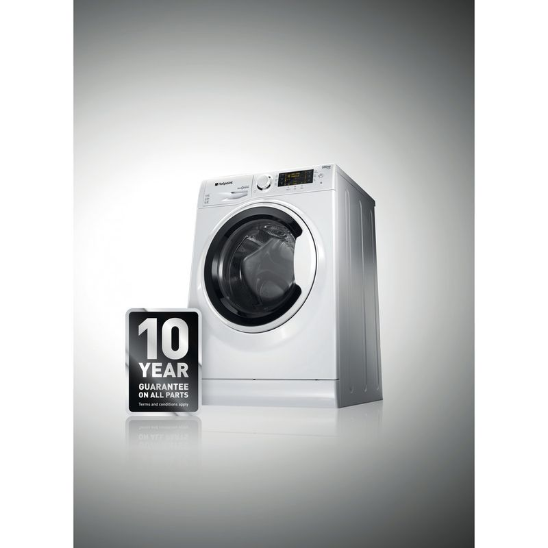 Hotpoint-Washing-machine-Free-standing-RPD-8457-J-UK-1-White-Front-loader-A----Award
