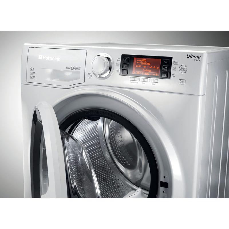 Hotpoint-Washing-machine-Free-standing-RPD-9467-J-UK-1-White-Front-loader-A----Drawer