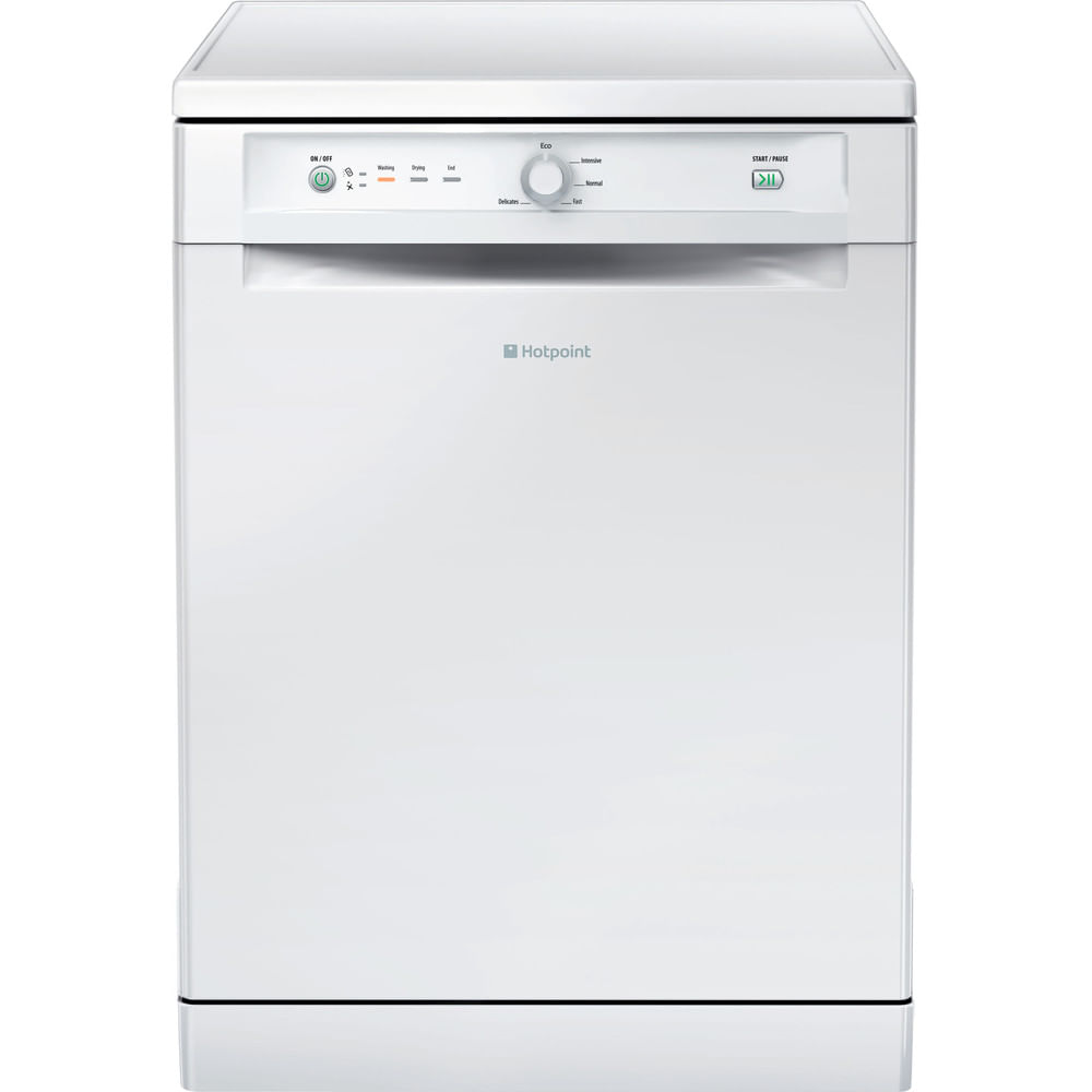 Hotpoint Freestanding Dishwasher FDAB 10110 P : discover the specifications of our home appliances and bring the innovation into your house and family.