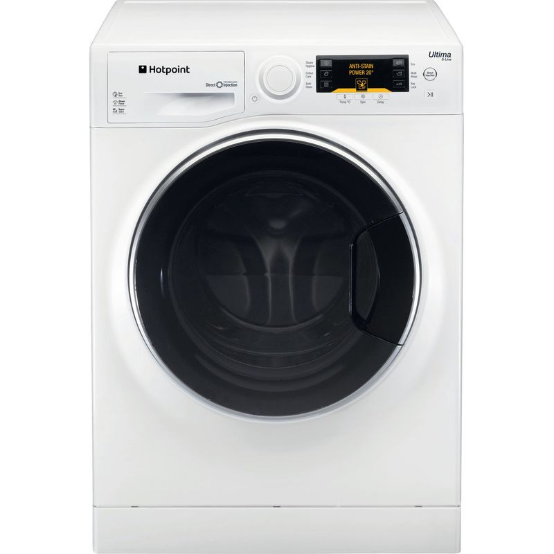 Hotpoint-Washing-machine-Free-standing-RPD-9477-DD-UK-White-Front-loader-A----Frontal