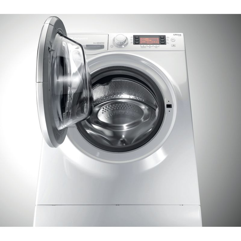Hotpoint-Washing-machine-Free-standing-RPD-9477-DD-UK-White-Front-loader-A----Frontal_Open