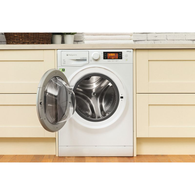 Hotpoint-Washing-machine-Free-standing-RPD-9477-DD-UK-White-Front-loader-A----Lifestyle_Frontal_Open