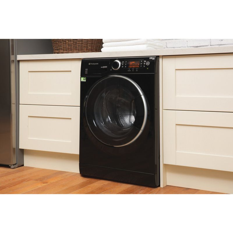 Hotpoint-Washing-machine-Free-standing-RPD-9477-DKD-UK-Black-Front-loader-A----Lifestyle_Perspective
