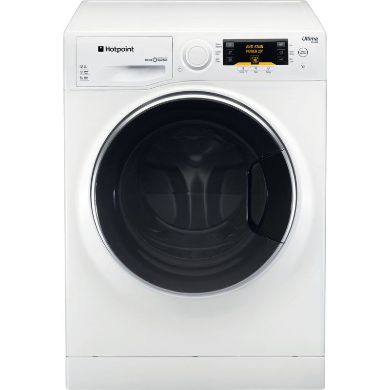 Hotpoint-Washing-machine-Free-standing-RPD-1165-DD-UK-1-White-Front-loader-A----Frontal