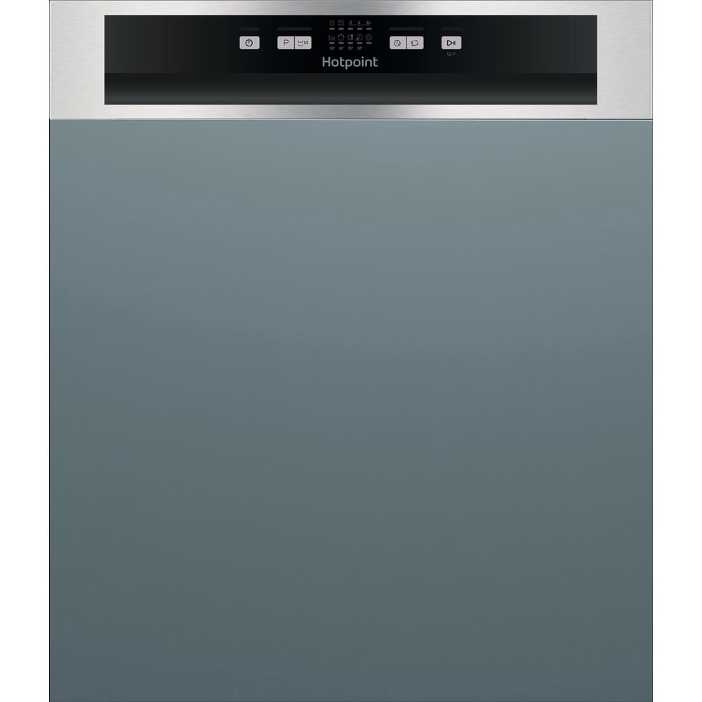 Hotpoint Integrated Dishwasher HBC 2B19 X UK : discover the specifications of our home appliances and bring the innovation into your house and family.