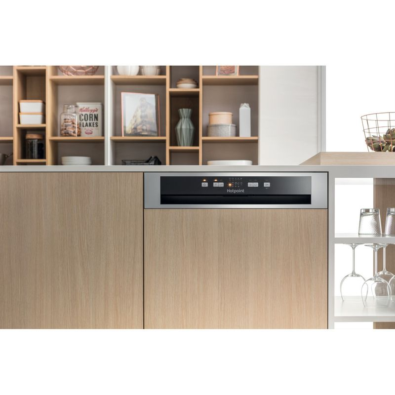 Hotpoint-Dishwasher-Built-in-HBC-2B19-X-UK-Half-integrated-F-Lifestyle-frontal
