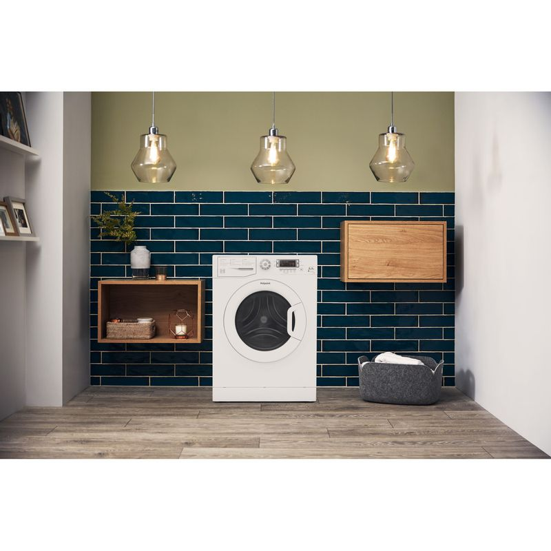 Hotpoint-Washer-dryer-Free-standing-FDD-9640P-UK-White-Front-loader-Lifestyle-frontal