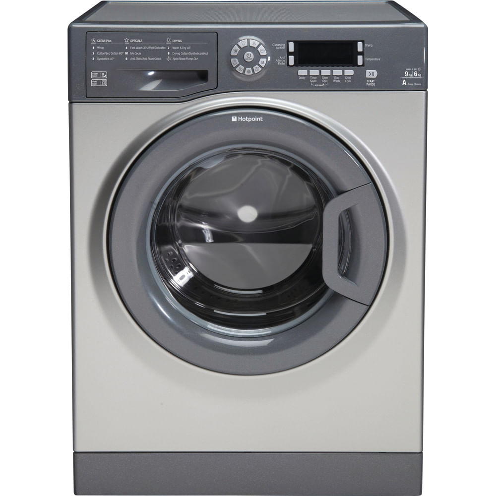 Hotpoint Freestanding Washer Dryer FDD 9640G UK : discover the specifications of our home appliances and bring the innovation into your house and family.