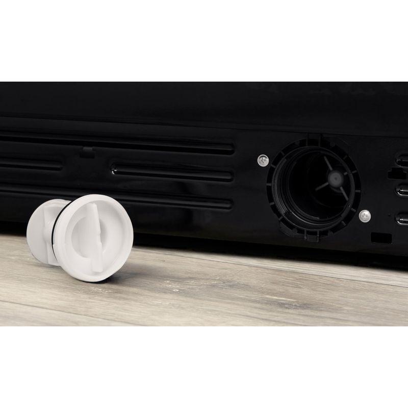 Hotpoint-Washer-dryer-Free-standing-FDD-9640K-UK-Black-Front-loader-Filter
