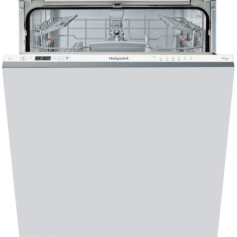 Hotpoint-Dishwasher-Built-in-HIC-3B-26-UK-Full-integrated-A-Frontal