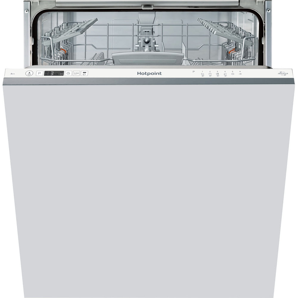 Hotpoint Integrated Dishwasher HIC 3B+26 UK : discover the specifications of our home appliances and bring the innovation into your house and family.