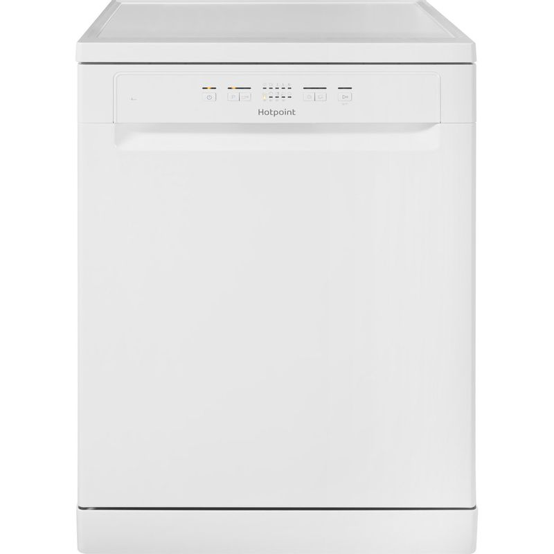 Hotpoint-Dishwasher-Free-standing-HFC-2B-26-C-UK-Free-standing-A-Frontal