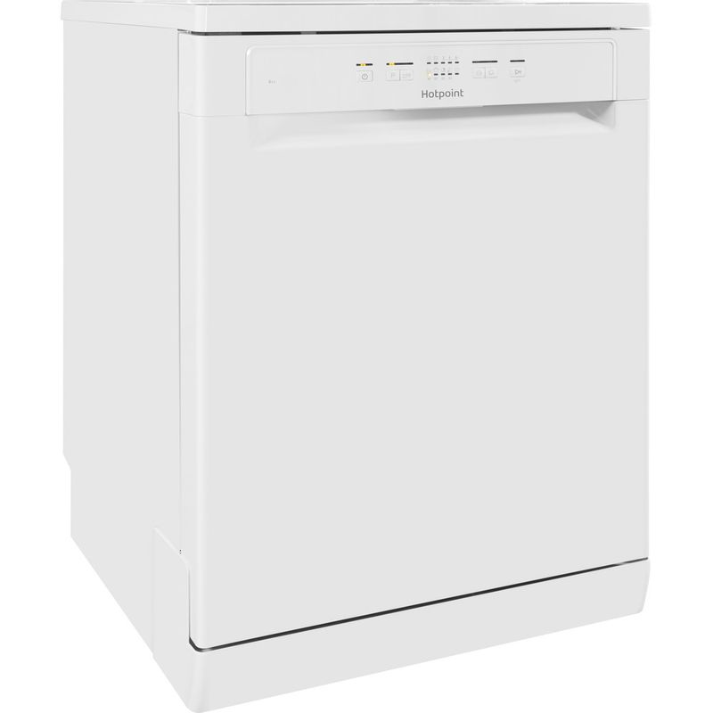 Hotpoint-Dishwasher-Free-standing-HFC-2B-26-C-UK-Free-standing-A-Perspective