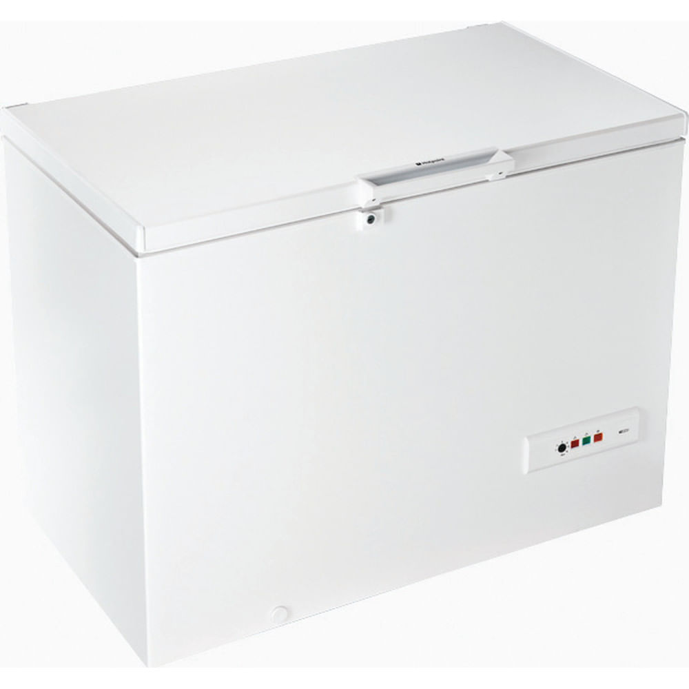 Hotpoint Freezer Horizontal CS1A 300 H FA UK : discover the specifications of our home appliances and bring the innovation into your house and family.