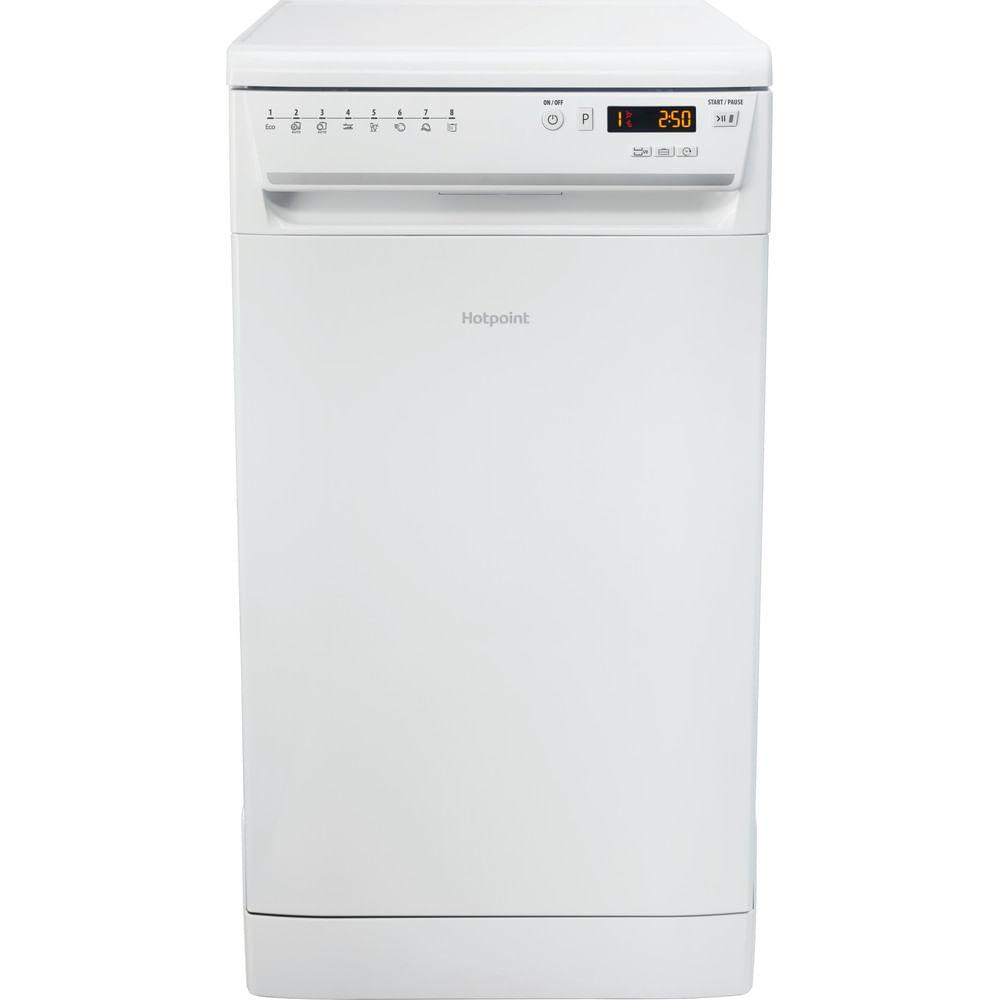 Hotpoint Freestanding Dishwasher LSFF 8M126 UK : discover the specifications of our home appliances and bring the innovation into your house and family.