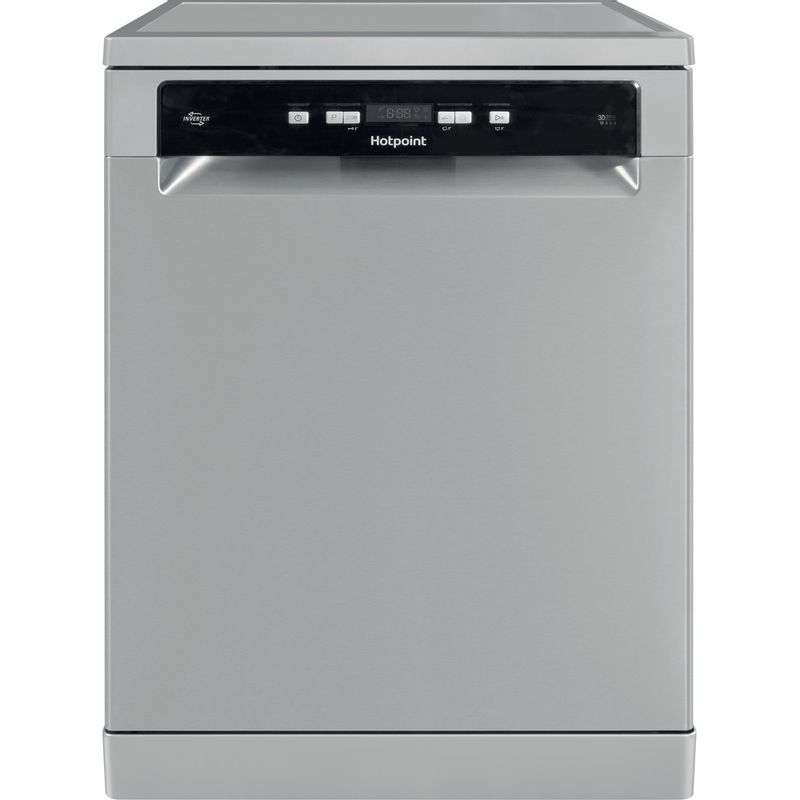Hotpoint-Dishwasher-Free-standing-HDFO-3C24-W-C-X-UK-Free-standing-A-Frontal