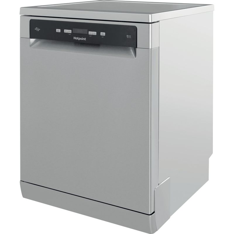 Hotpoint-Dishwasher-Free-standing-HDFO-3C24-W-C-X-UK-Free-standing-A-Perspective